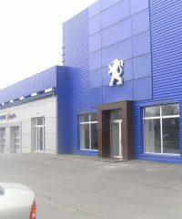 Салон Пежо Центр «Ампир»