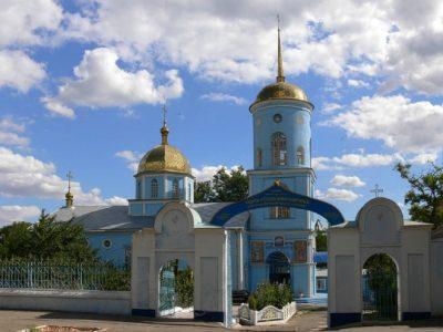 Греко-Софийская церковь