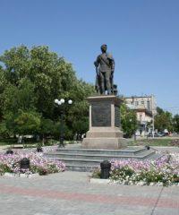 Памятник князю Г. Потёмкину-Таврическому