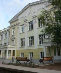 Поликлиника №1 Суворовского района