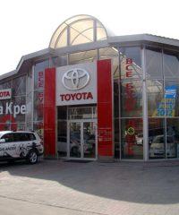 Салон Тойота Центр «Авто-Плаза»