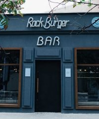 "Кафе ""Rock Burger Bar"""